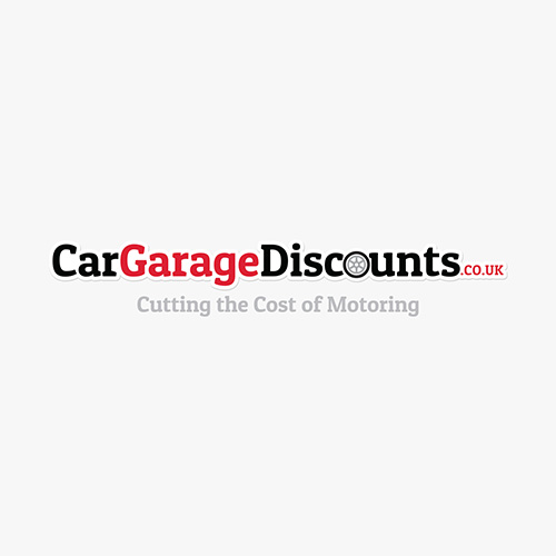 Car Garage Discounts logo design